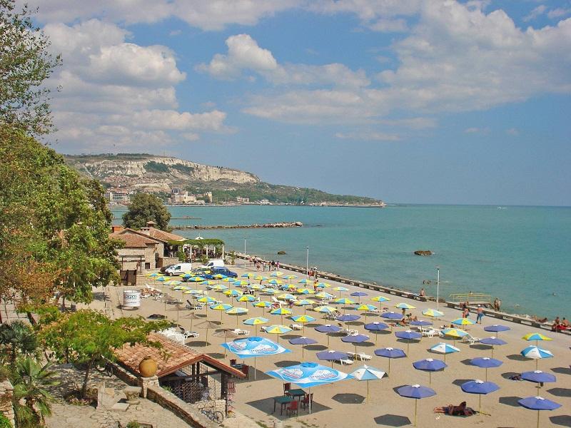 лучшие пляжи Балчика Болгария, фото