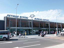 Чартерные рейсы по направлению Бургас - Сочи летают сюда в сезон ежедневно